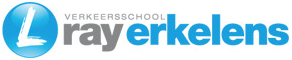 Logo Verkeerschool Ray Erkelens